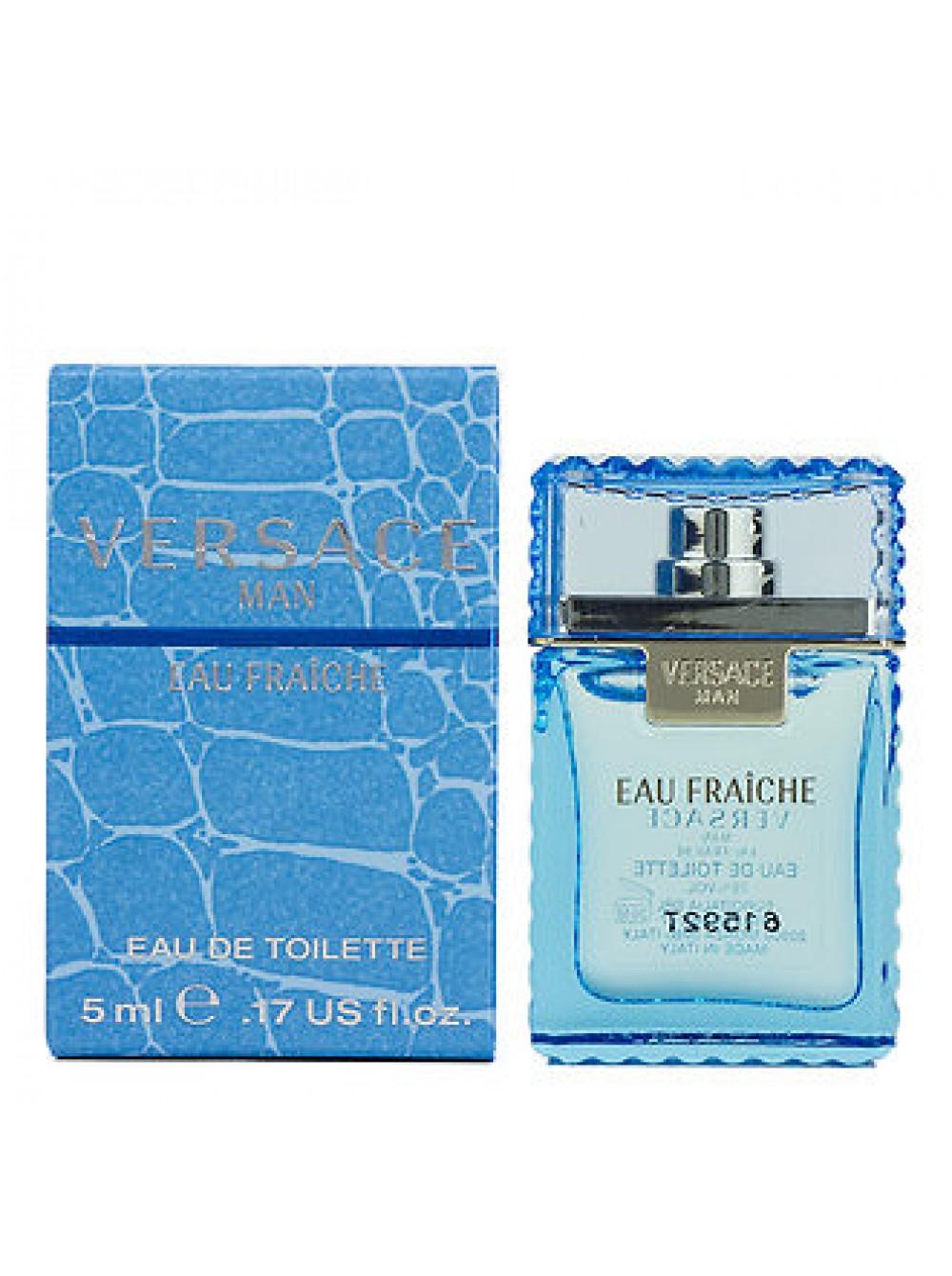 купить Versace Man Eau Fraiche миниатюра 5 мл в интернет магазине