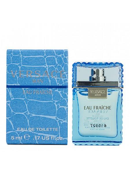 Versace Man Eau Fraiche миниатюра 5 мл