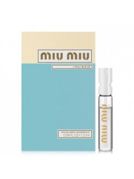 Miu Miu L'Eau Bleue пробник 1.2 мл