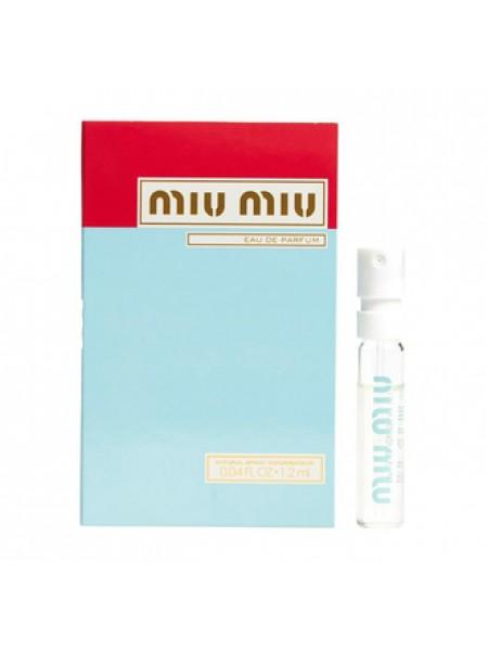 Miu Miu пробник 1.2 мл