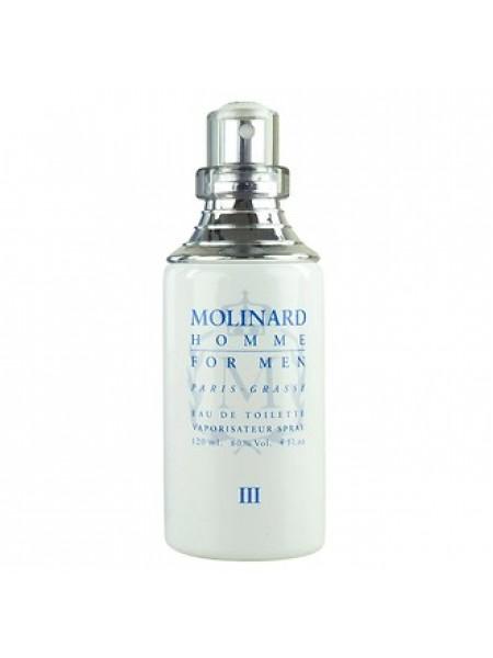 Molinard Homme III тестер (туалетная вода) 120 мл