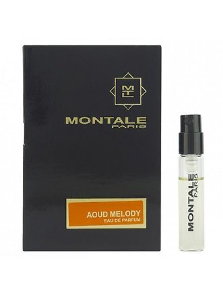 Montale Aoud Melody пробник 2 мл