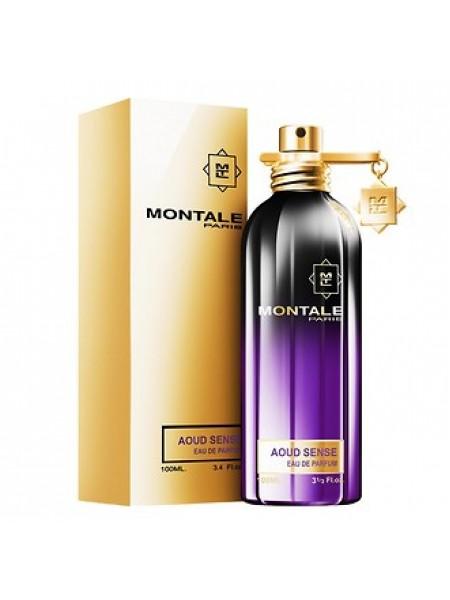 Montale Aoud Sense парфюмированная вода 100 мл