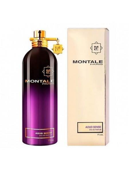 Montale Aoud Sense парфюмированная вода 50 мл