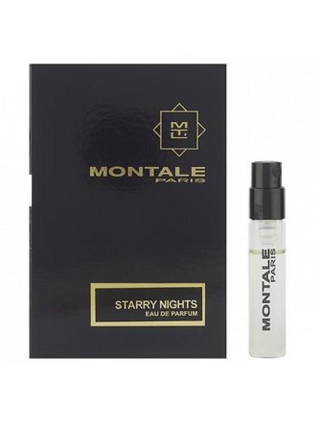 Montale Starry Nights пробник 2 мл