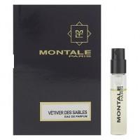 Montale Vetiver Des Sables пробник 2 мл