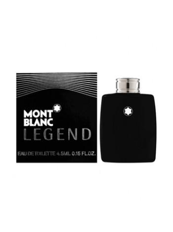 Montblanc Legend миниатюра 4.5 мл