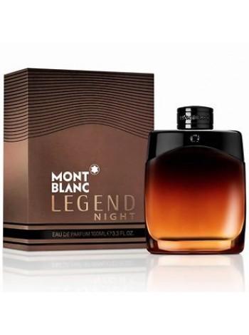 Montblanc Legend Night парфюмированная вода 100 мл