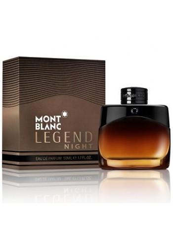 Montblanc Legend Night парфюмированная вода 50 мл