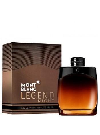 Montblanc Legend Night Подарочный набор (парфюмированная вода 50 мл + гель для душа 100 мл)