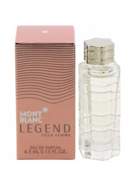 Montblanc Legend Pour Femme миниатюра 4.5 мл