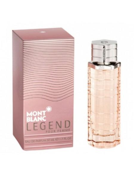 Montblanc Legend Pour Femme парфюмированная вода 50 мл