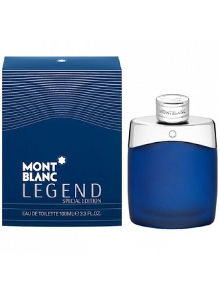 Montblanc Legend Special Edition 2012 туалетная вода 100 мл