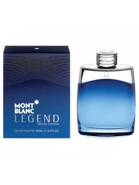Montblanc Legend Special Edition 2014 туалетная вода 100 мл