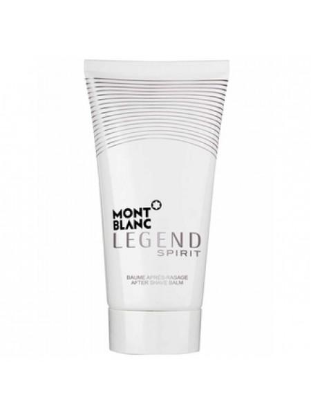 Montblanc Legend Spirit бальзам после бритья 150 мл
