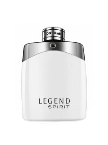 Montblanc Legend Spirit тестер (туалетная вода) 100 мл