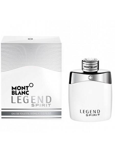 Montblanc Legend Spirit туалетная вода 100 мл