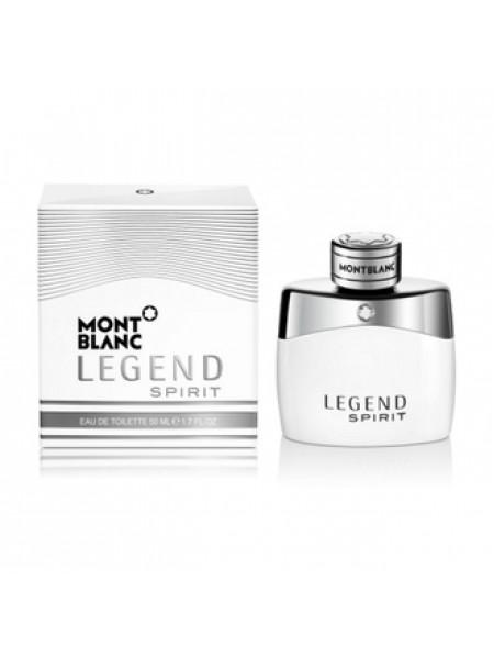 Montblanc Legend Spirit туалетная вода 50 мл