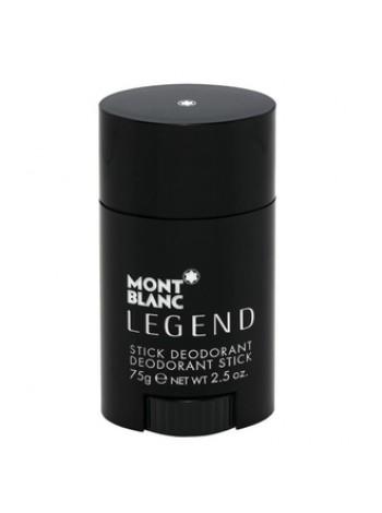 Montblanc Legend стиковый дезодорант 75 мл