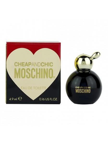 Moschino Cheap and Chic миниатюра 4.9 мл
