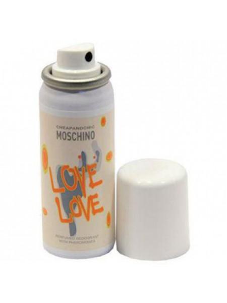 Moschino Cheap & Chic I Love Love дезодорант-спрей 50 мл
