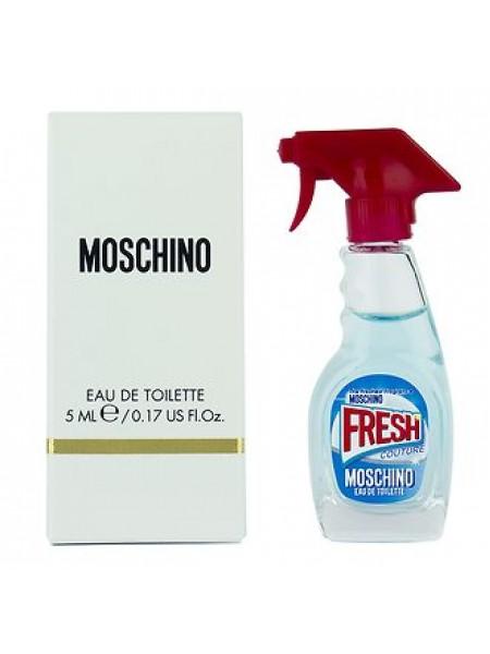 Moschino Fresh Couture миниатюра 5 мл