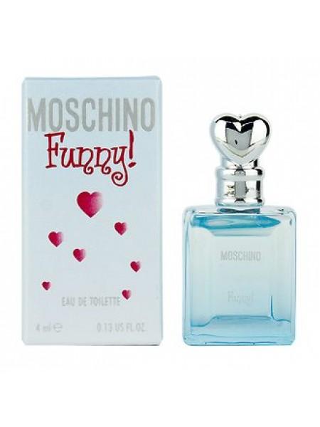 Moschino Funny миниатюра 4 мл