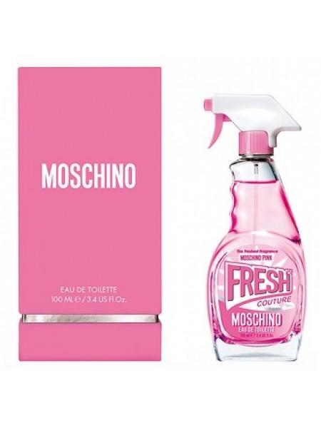 Moschino Pink Fresh Couture тестер (туалетная вода) 100 мл