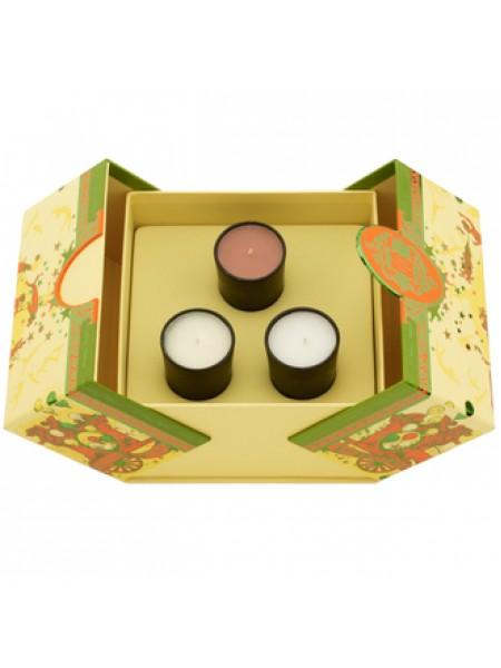 L'Artisan Parfumeur Coffret Noel 2012 набор ароматических свечей 3*35 г