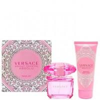 Versace Bright Crystal Absolu подарочный набор (парфюмированная вода 90 мл + лосьон для тела 100 мл)