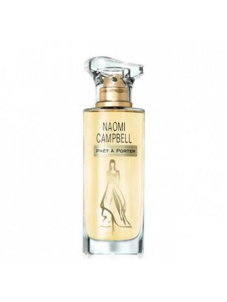 Naomi Campbell Pret a Porter тестер (туалетная вода) 50 мл