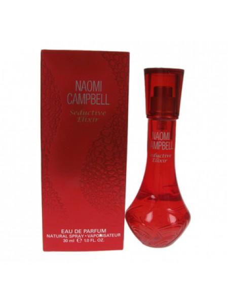 Naomi Campbell Seductive Elixir парфюмированная вода 30 мл