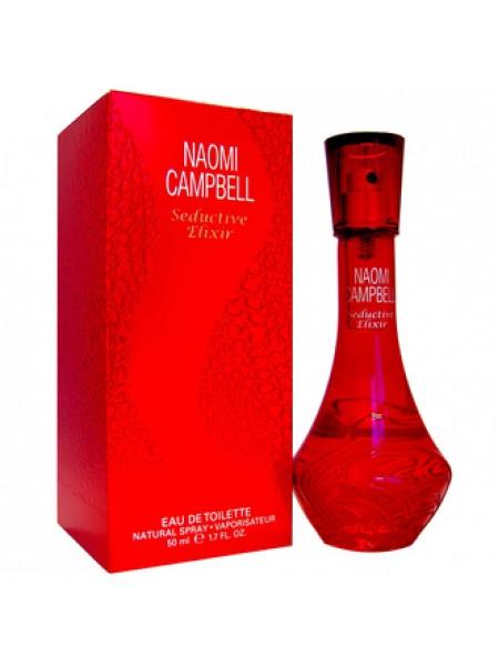 Naomi Campbell Seductive Elixir туалетная вода 50 мл