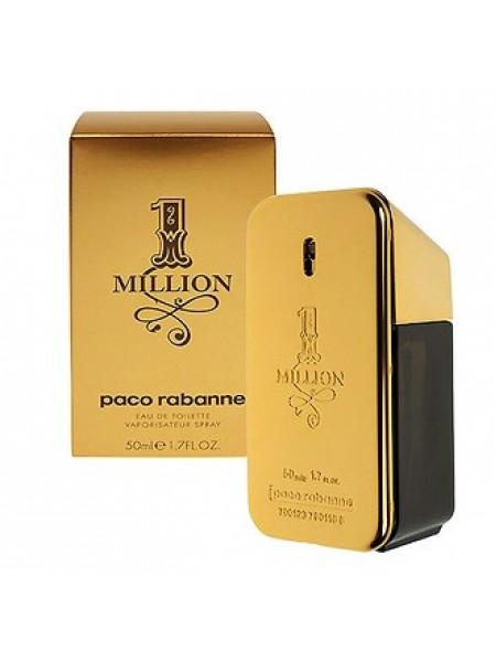 Paco Rabanne 1 Million туалетная вода 50 мл