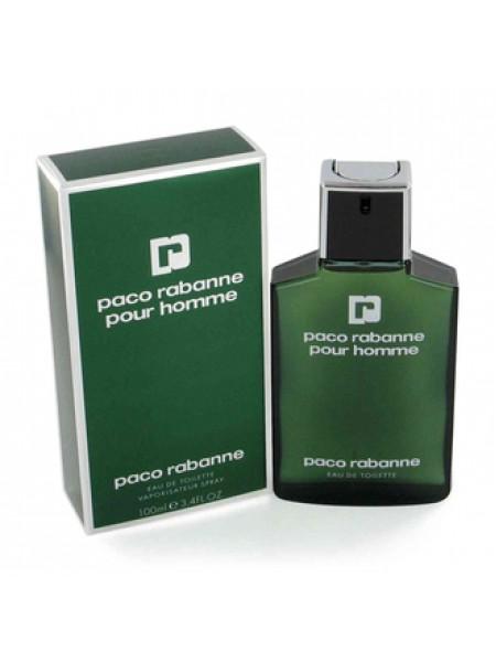 Paco Rabanne Pour Homme туалетная вода 100 мл