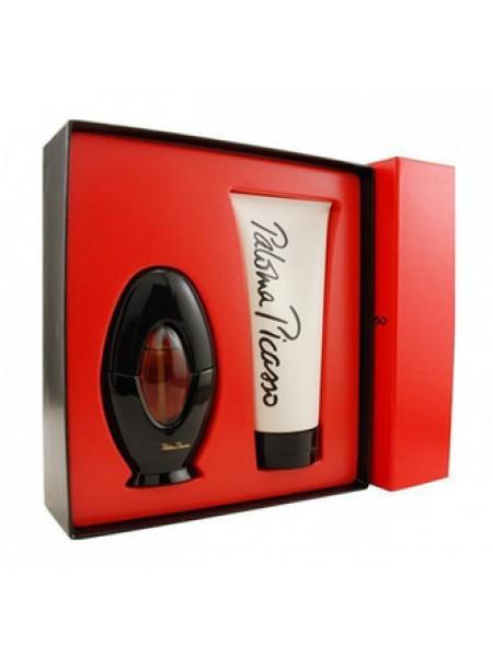 Paloma Picasso Подарочный набор (парфюмированная вода 50 мл + лосьон для тела 200 мл)