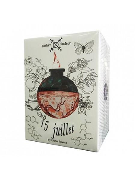 Parfum Facteur 15 Juillet by Elena Belova парфюмированная вода 50 мл