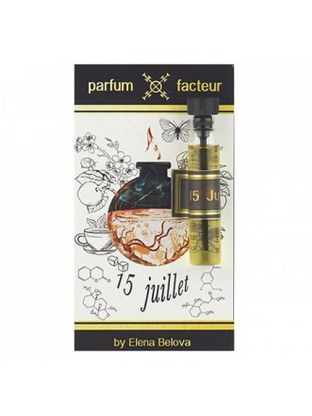 Parfum Facteur 15 Juillet by Elena Belova пробник 2 мл