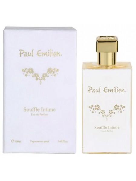Paul Emilien Souffle Intime парфюмированная вода 100 мл