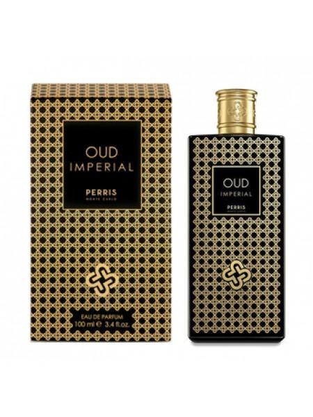 Perris Monte Carlo Oud Imperial Black парфюмированная вода 100 мл