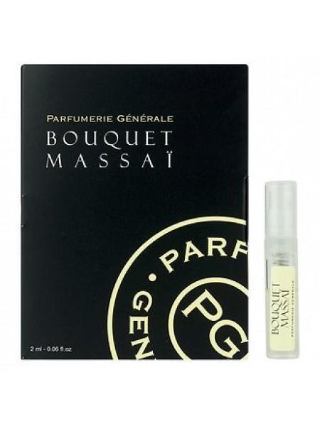 PG Bouquet Massai 10.1 пробник 2 мл