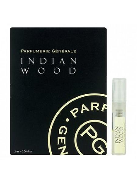 PG Indian Wood 11.1 пробник 2 мл