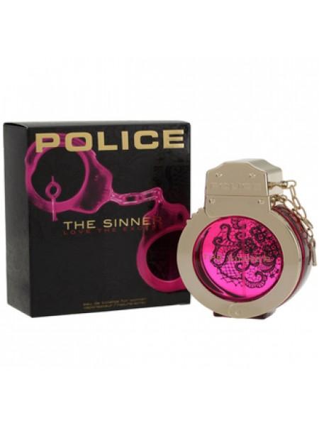 Police The Sinner For Women туалетная вода 30 мл