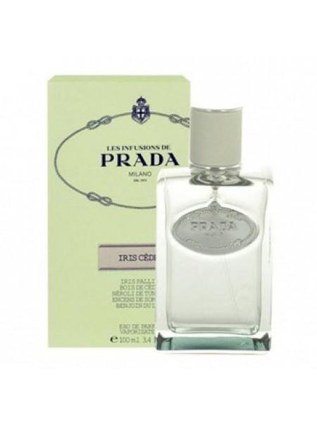 Prada Infusion d'Iris Cèdre тестер (парфюмированная вода) 100 мл