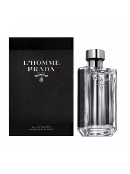 Prada L'Homme туалетная вода 50 мл