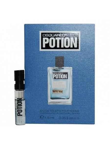 Dsquared2 Potion Blue Cadet пробник 1.5 мл