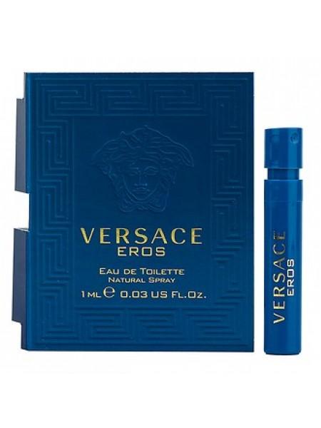 Versace Eros пробник 1 мл