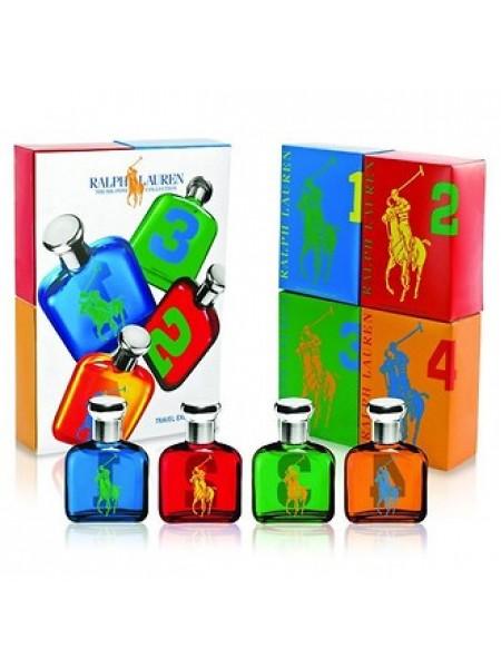 Ralph Lauren The Big Pony Collection Travel Exclusive Mini Set 4х15 мл