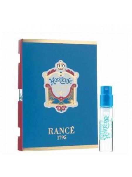 Rance 1795 Hortense пробник 1.5 мл