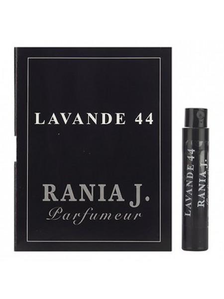 Rania J Lavande 44 пробник 1 мл